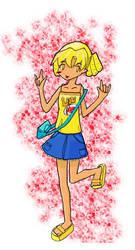 LuvPop Archer by YamatoyoNaru