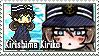 JKMM - Kirishima Kiriko Stamp by midnightnavystamps