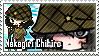 JKMM - Nakagiri Chihiro Stamp by midnightnavystamps