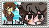 JKMM - Katou Junko Stamp by midnightnavystamps