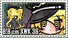 JKMM - 8.8 cm KwK 36 OFC Stamp by midnightnavystamps