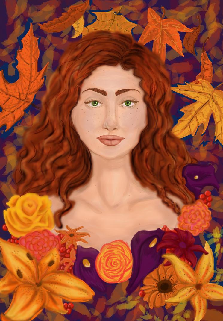 Autumn by KatyCrash