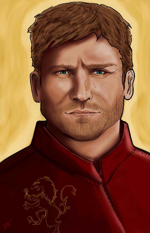 Jaime Lannister for Thatlosttargaryen by KatyCrash