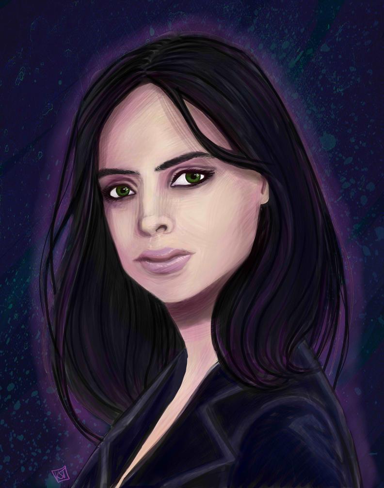 AKA Jessica Jones by KatyCrash