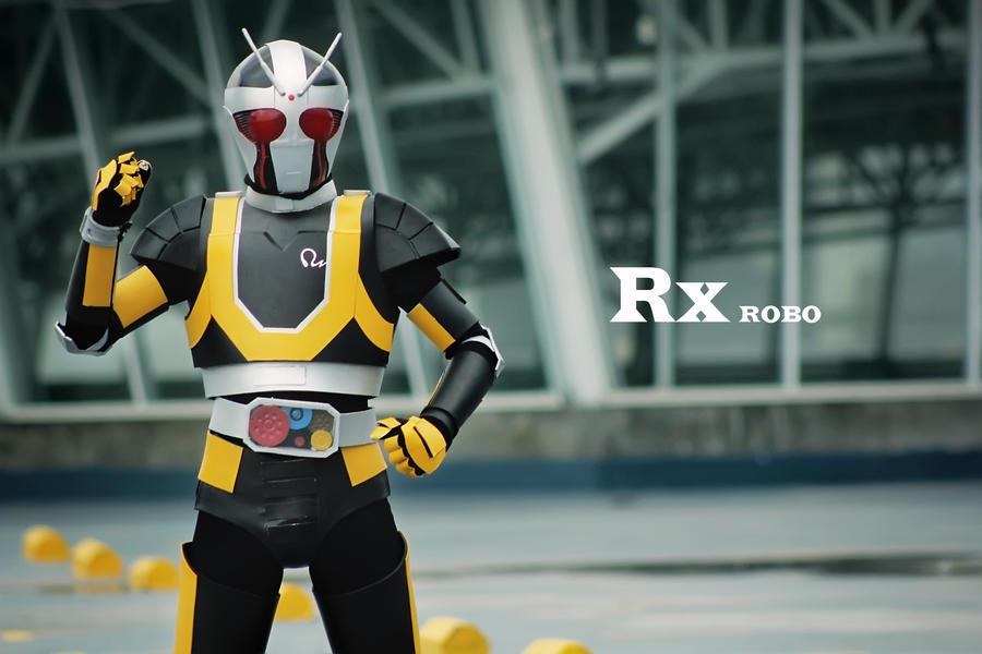 RX ROBO by rizaldii