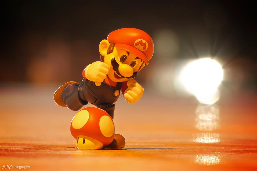 Mario ^-^ by rizaldii