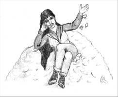 Drawcember #12 - Artist's Choice by Huinesoron