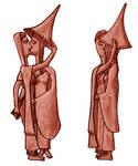 Nuragic Bronze