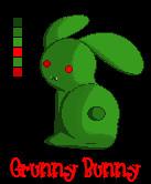 Grunny Bunny by Zinnestheyl