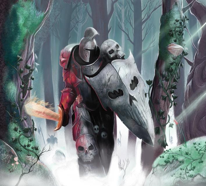 Chaos Knight by malverro