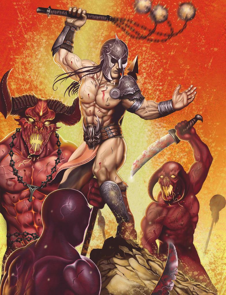 Barbarian by malverro
