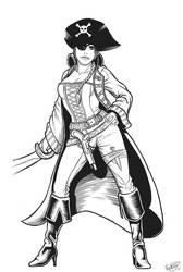 Pirate by malverro