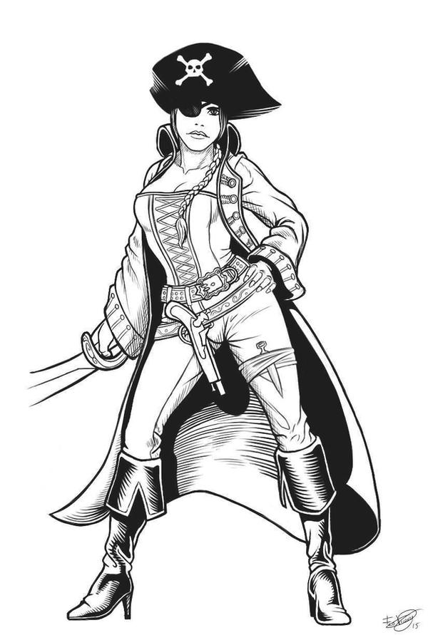 Pirate by malverro