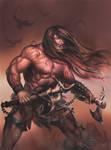 Heavy Metal Barbarian