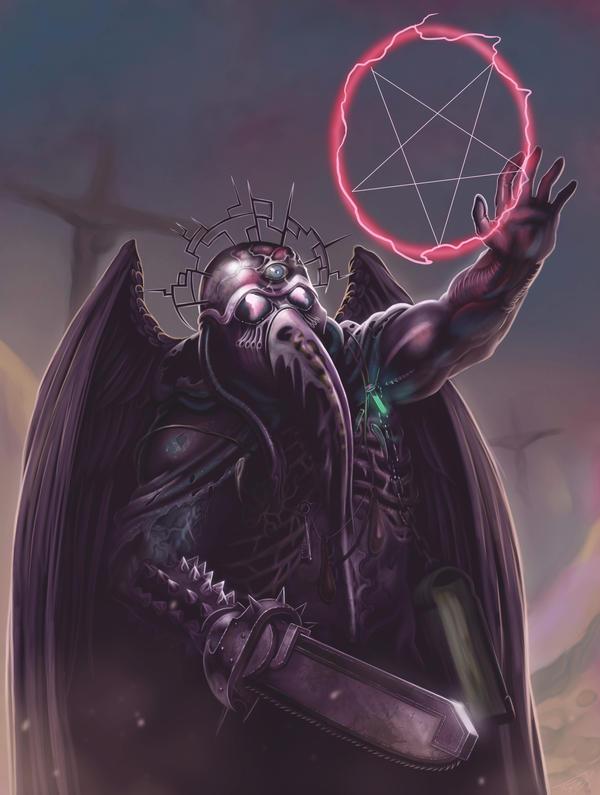 Angel of Deaaaath!!!!!! by malverro