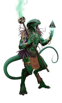 Snakeman Chaman
