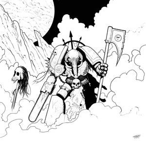 Heavy Metal Chaos Knight
