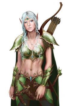 Elf Defender