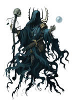 Wraith by malverro