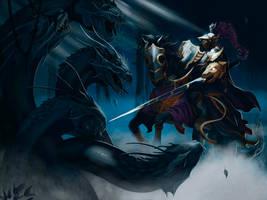 Dark Forest 5E promo art by malverro