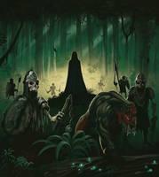 The Swamp King (Dark Forest 5E) by malverro