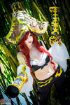 Miss Fortune - League of legends Cosplay 3