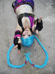 Jinx League of Legends Cosplay Preview 3