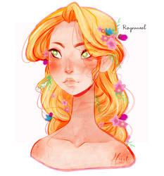 Rapunzel 2019