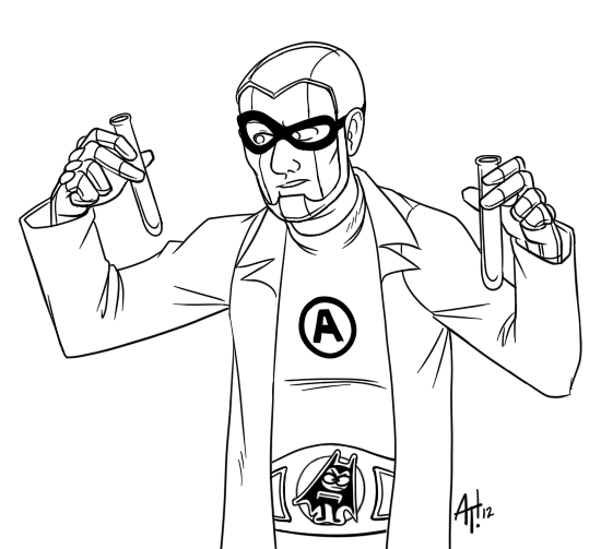 aquabats coloring pages - photo#8