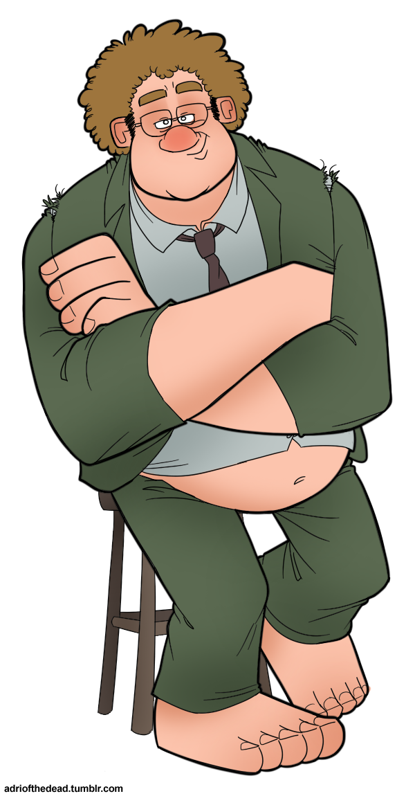 Wreck It Out! with Dr. Ralph Brule by AdriOfTheDead