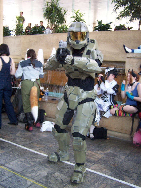 Halo Anyone or maybe RvB by ChainBound