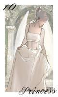 Card 10 - Princess by ChainBound