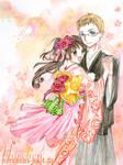 Happy Marriage to yukosan