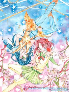 The KAWAii Girls in Wonderland