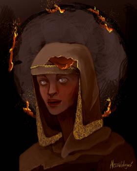 Irina of Carim (DS3 portrait #4)