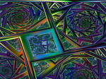 Spiraling Into Madness by DopaseticDesign