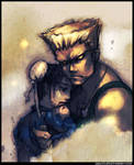 ChunLi and Guile