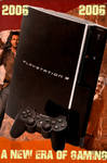 Playstation 3 Grunge