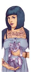 Miss Lexi by spokeart
