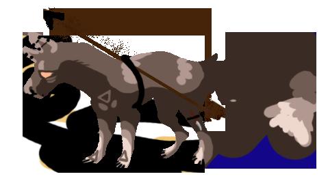 Custom Doggo 3 by BellaWolver