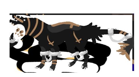 Custom Doggo 4 by BellaWolver