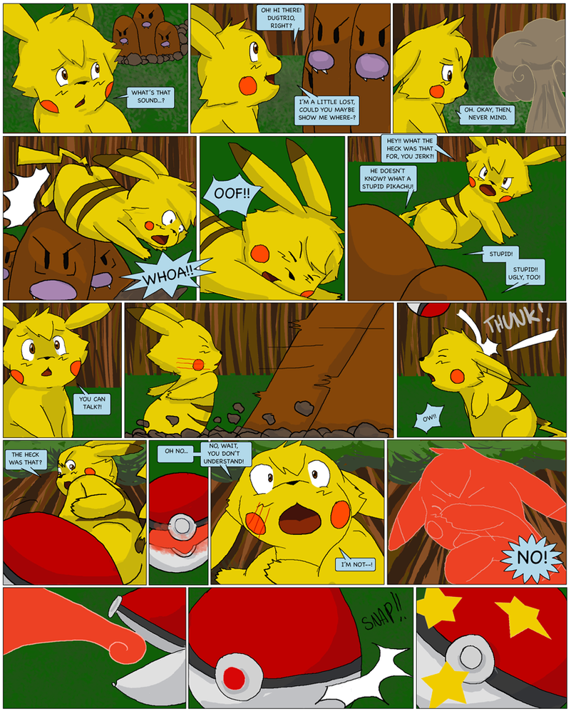 Type Trainer Chapter 1 Page 34 By Lilmarisa On Deviantart