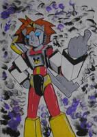 KH and TF - Cybertron Sora