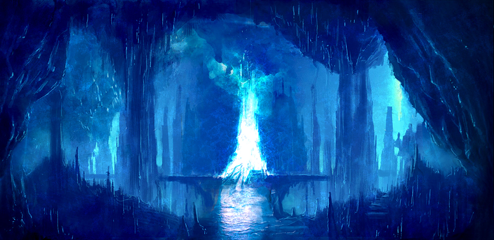 Ice Cave by Zen-Master