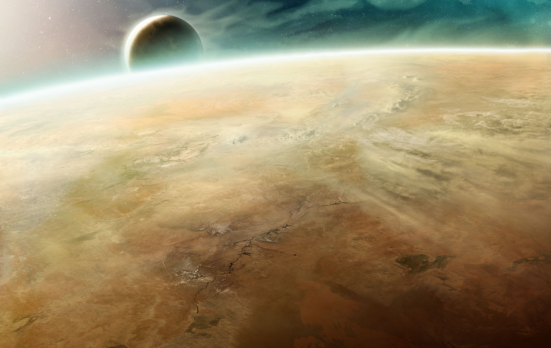 Planet Calderis