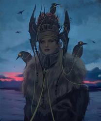 Bathsheba, the Harvest Queen