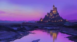 Mont Saint-Michel Study