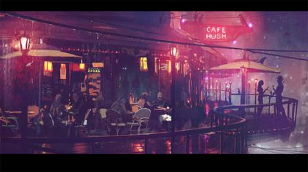 Cafe Hush