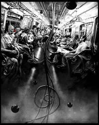 'Next Stop: Granville.' by Zen-Master