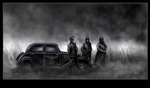 SS Waffen by Zen-Master
